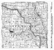 Des Moines Township, Lakota Truax, Givin, Mahaska County 1949